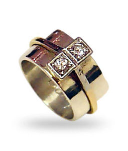 Colette Hazelwood Contemporary Jewellery. Customized Wedding Ring (remake)