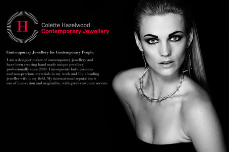 Colette Hazelwood Contemporary Jewellery
