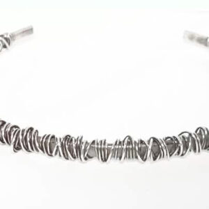 Fine wraparound necklace