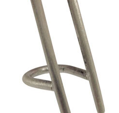 Colette Hazelwood Contemporary Jewellery silver geometric ring