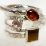 silver-wrap-ring-amber-rose-quartz-tigers-eye