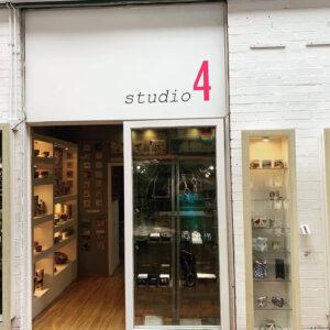 STUDIO 4 colette hazelwood contemporary jewellery