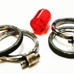 Silver Lego Engagement Rings.