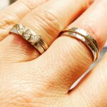 Marquise, Diamonds, white & Yellow Gold Wedding & Engagement Rings