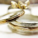 Marquise, Diamonds, white & Yellow Gold Wedding & Engagement Rings4