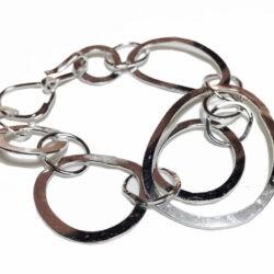organic links bracelet
