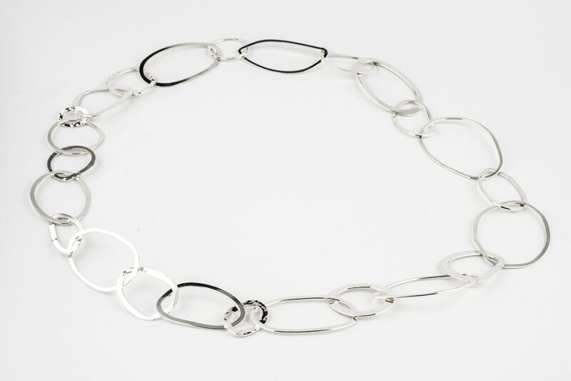 organic links necklace2