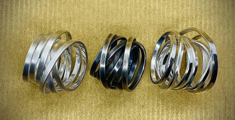 heavy wrap rings